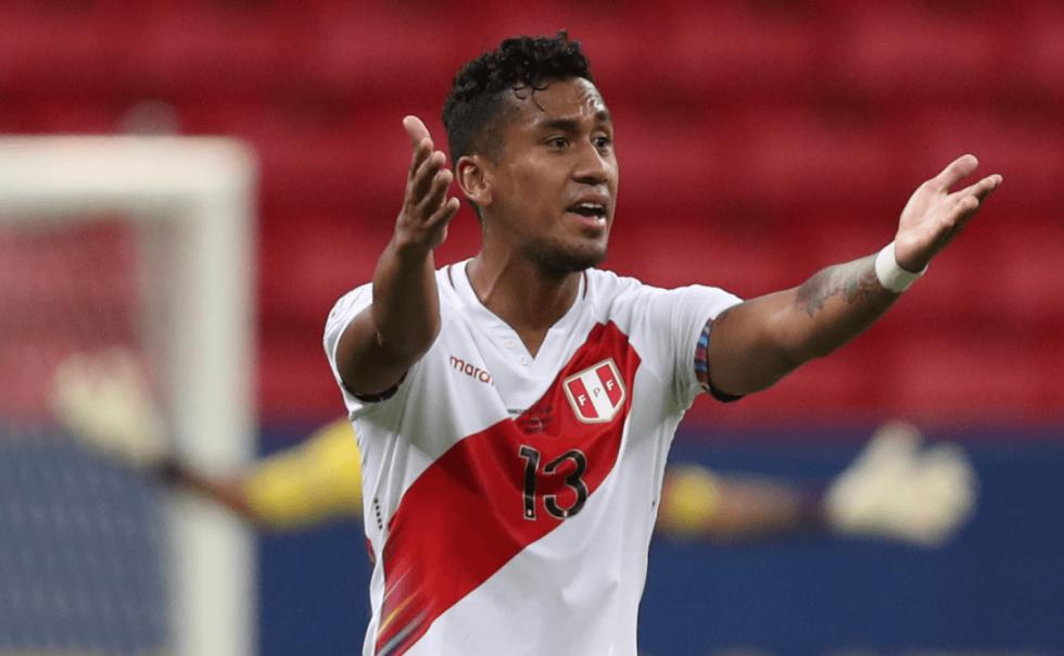 Copa América Renato Tapia