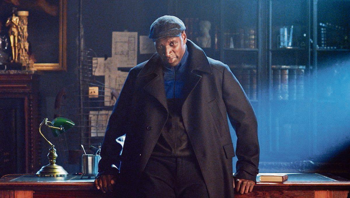 "Omar Sy dans ""Lupin"" (c)Netflix"