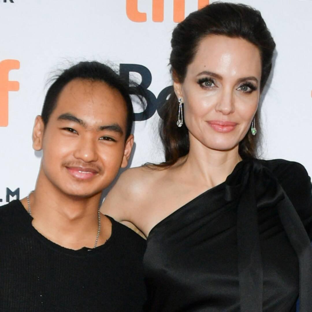 Angelina y Maddox