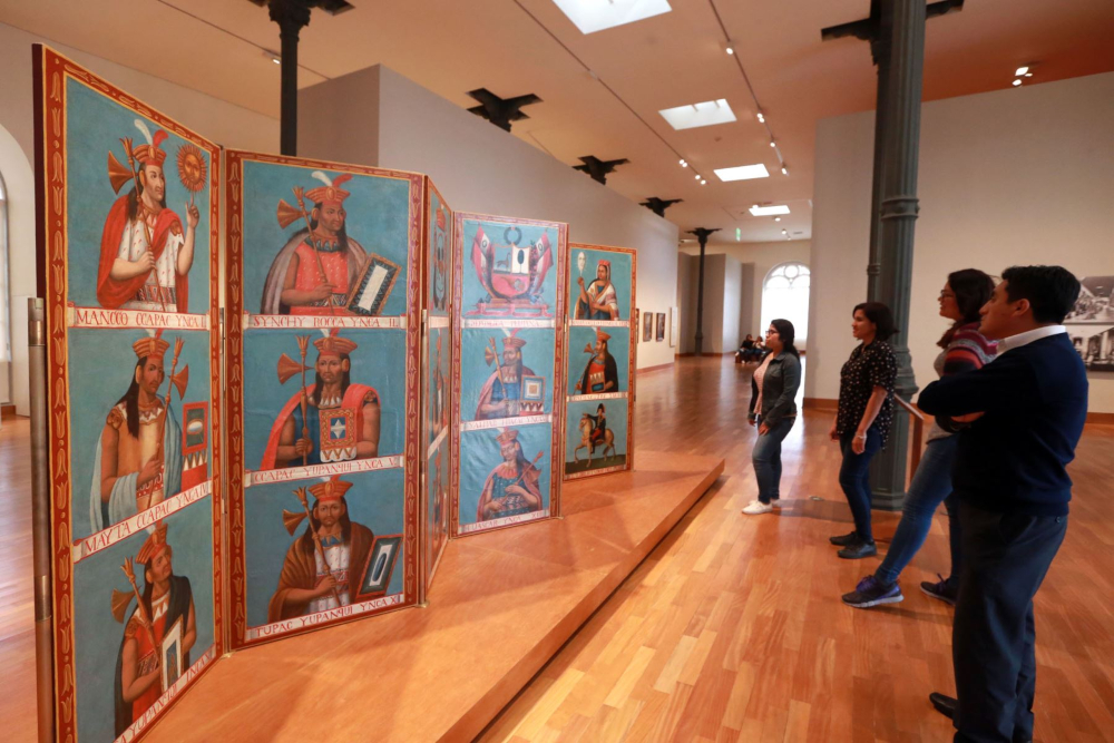 Museo de Arte de Lima 1