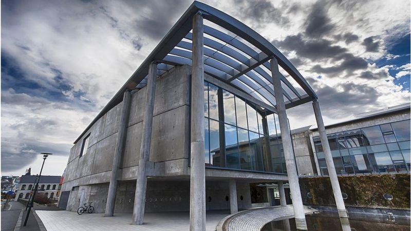 ISLANDIA - ayuntamiento de Reykjavik