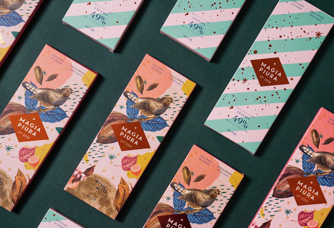chocolates magia piura