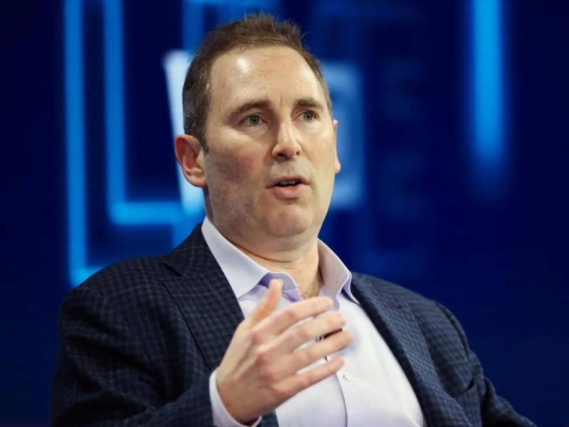 ANDY JASSY - CEO AMAZON