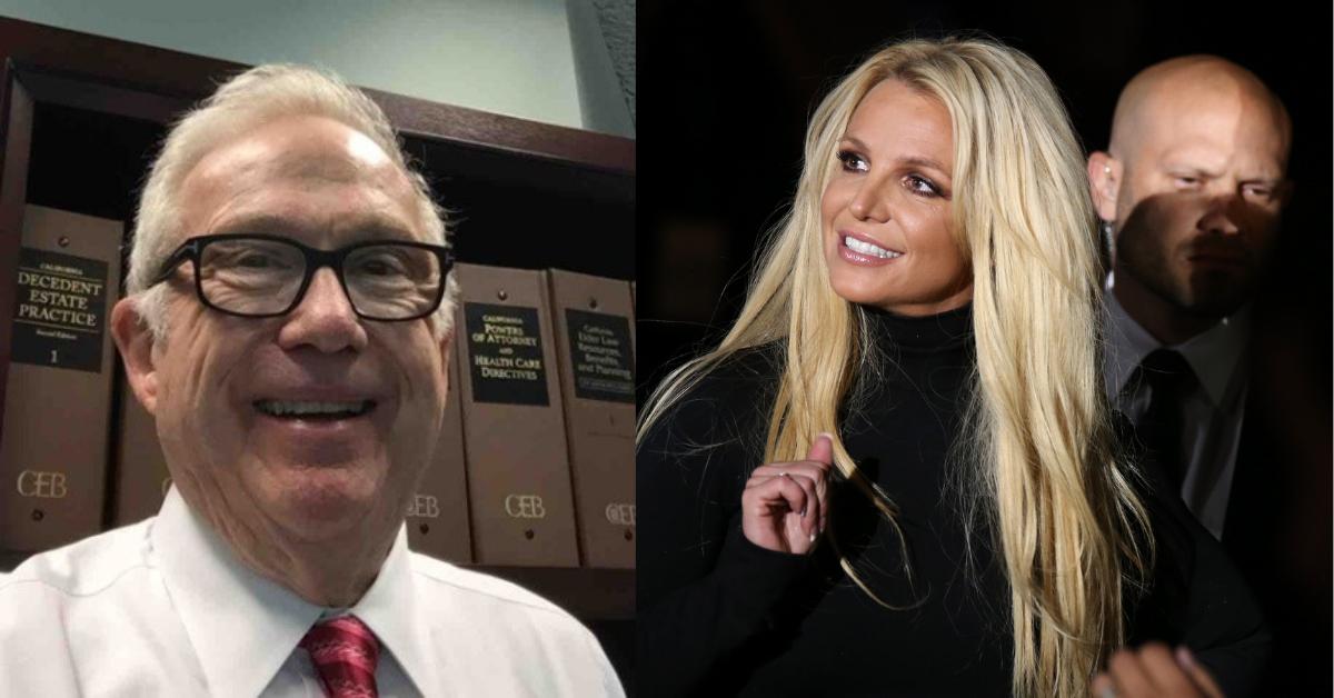 Samuel D. Ingham y Britney Spears