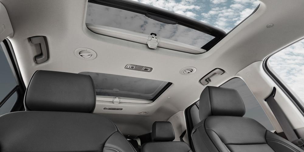 Chevrolet Traverse gran espacio
