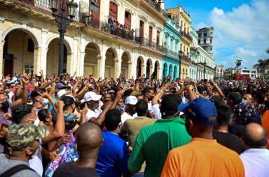 CUBA PROTESTAS WEB