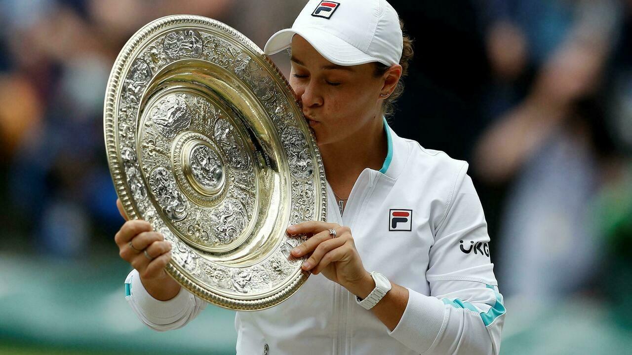 Ashleigh Barty Wimbledon