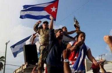 PROTESTAS CUBA WEB