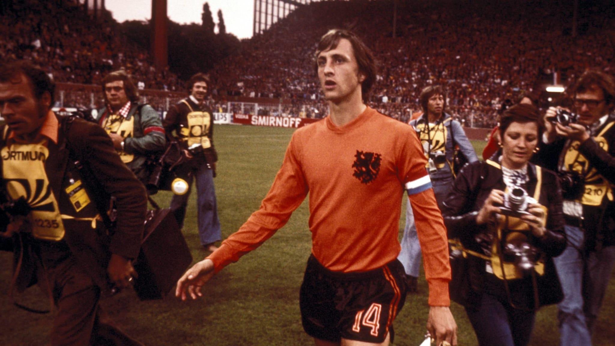 Johan Cruyff Messi
