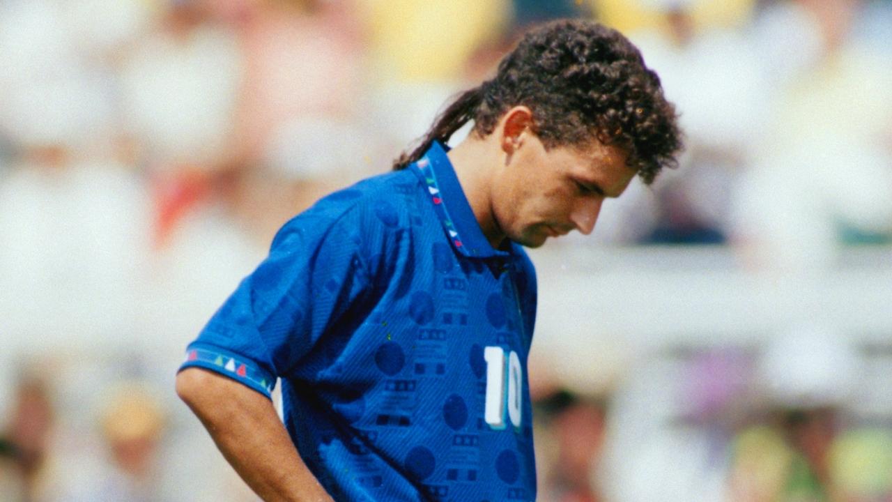 Roberto Baggio Messi