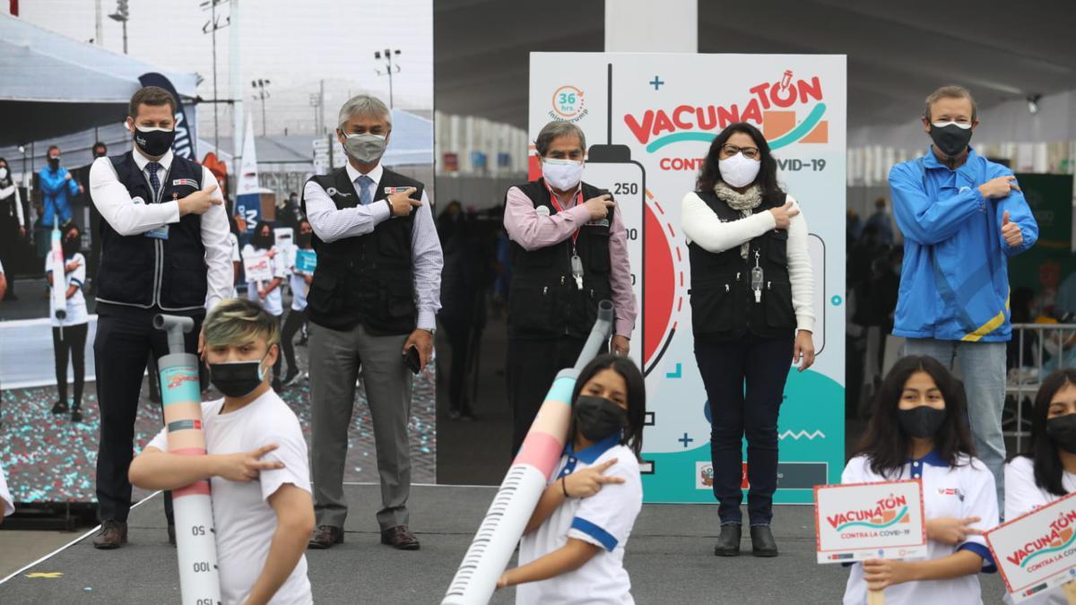 vacunación vacunatón
