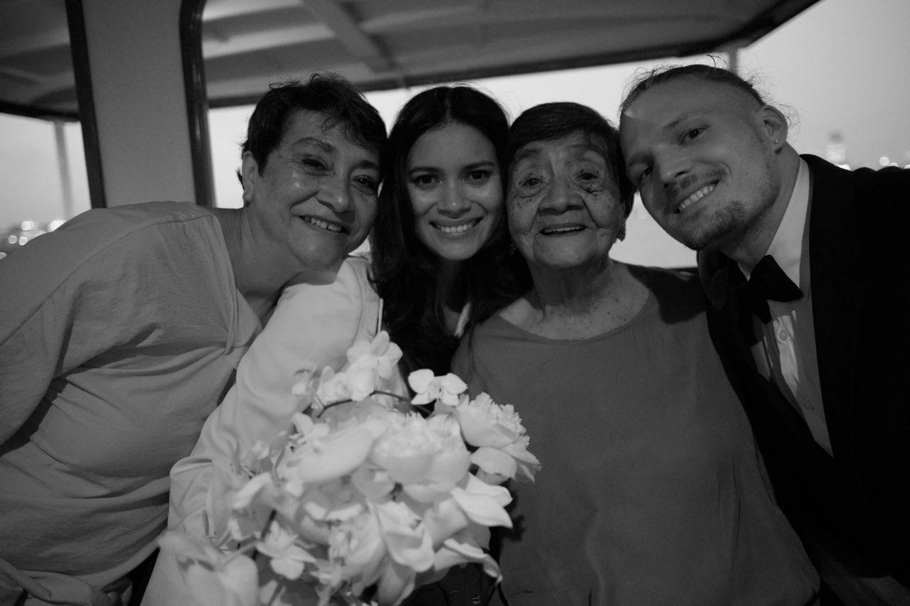 Juana Burga matrimonio