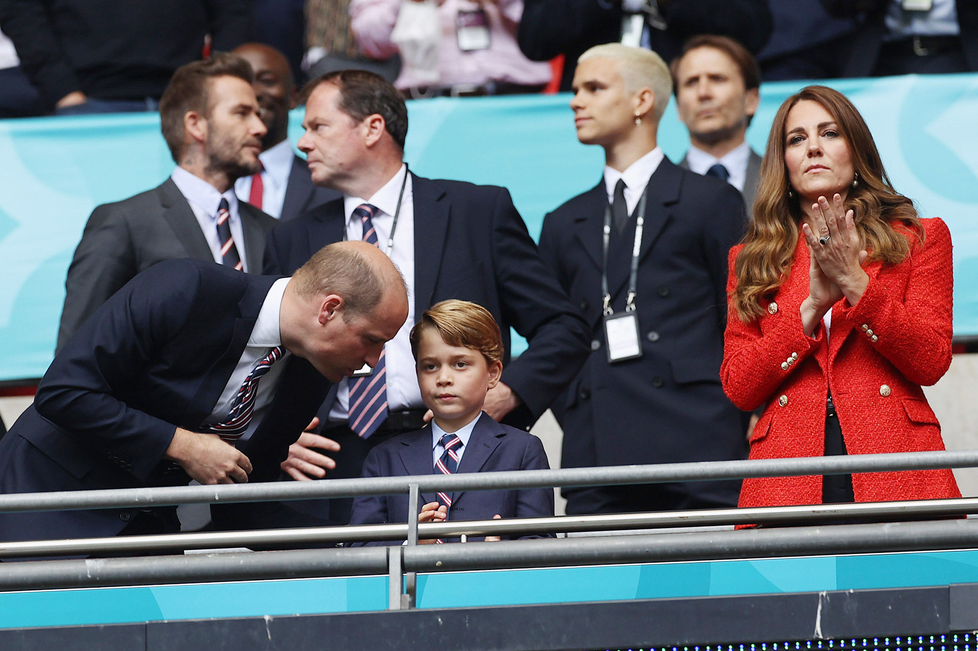 príncipe George Wembley