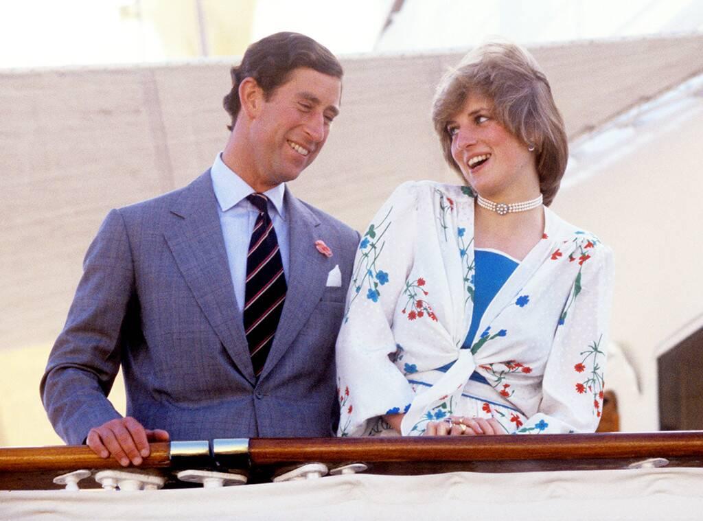 Charles y Diana