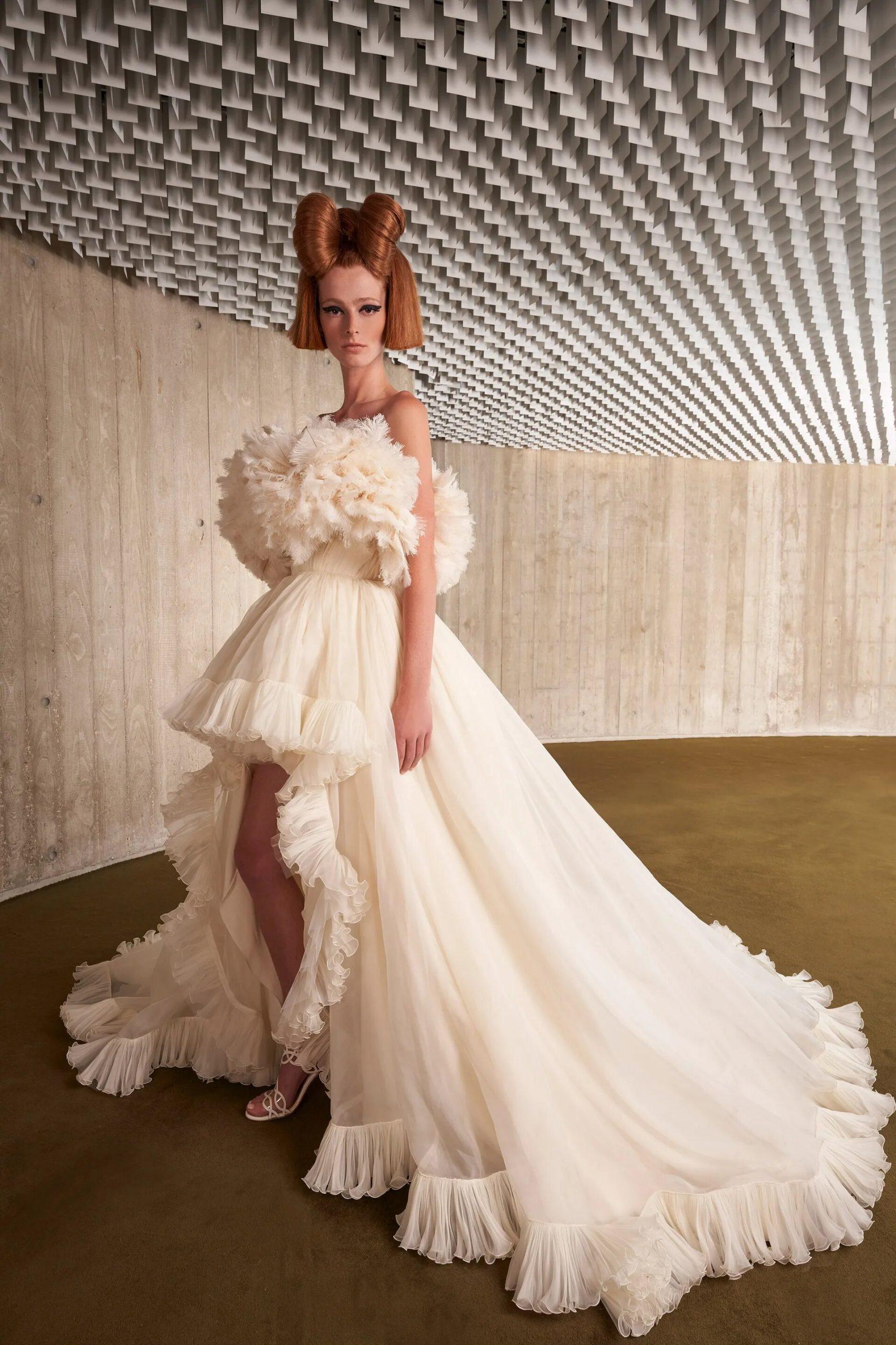 Vestidos de novia Giambattista Valli