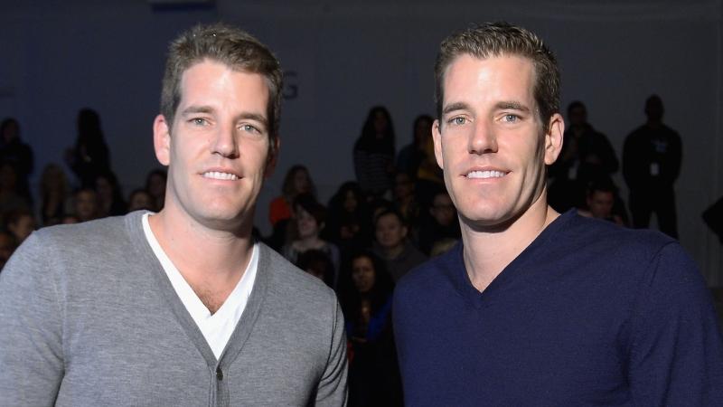 Tyler y Cameron Winklevoss