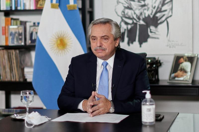 ALBERTO FERNÁNDEZ - ARGENTINA