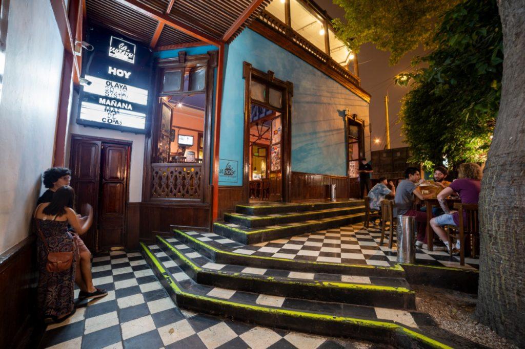 La Noche de Barranco bares