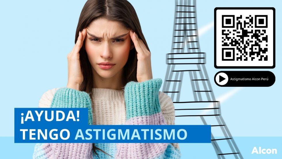 ASTIGMATISMO - ALCON