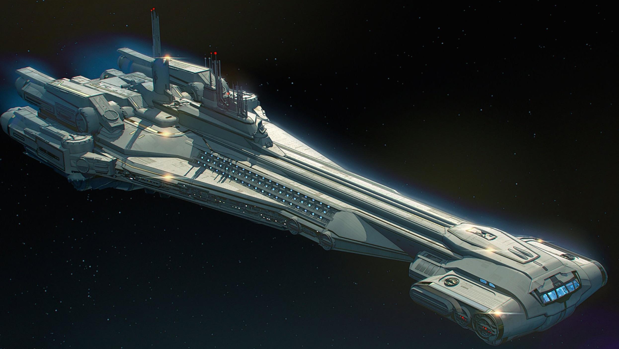 Halcyon Starcruiser