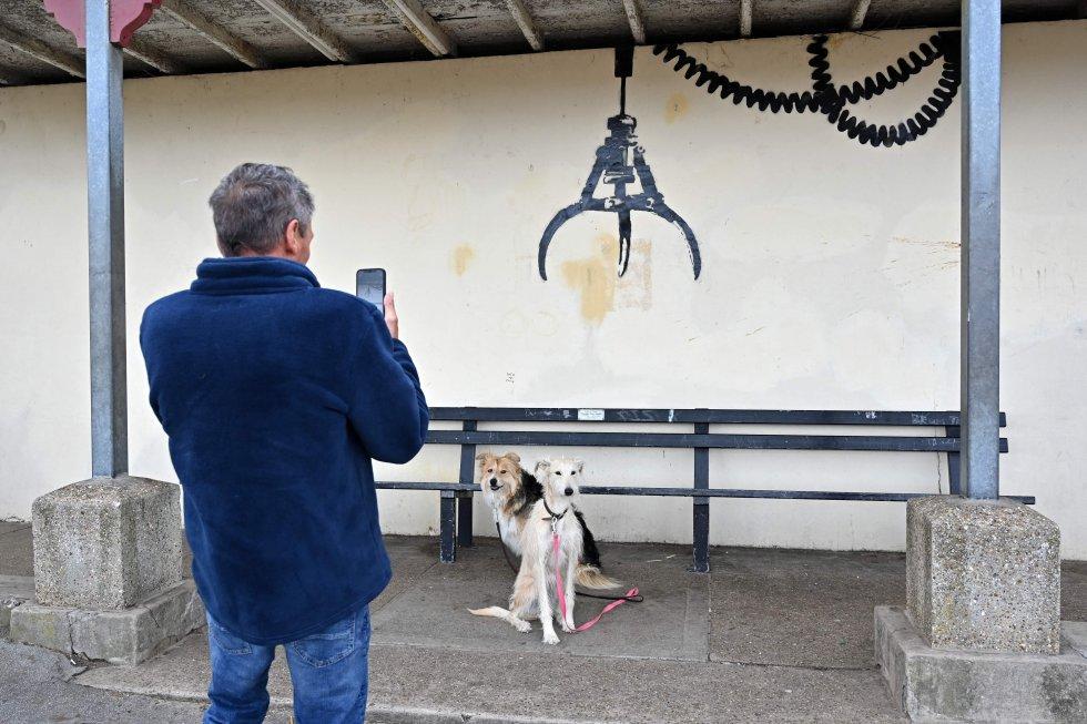 Banksy Gorleston