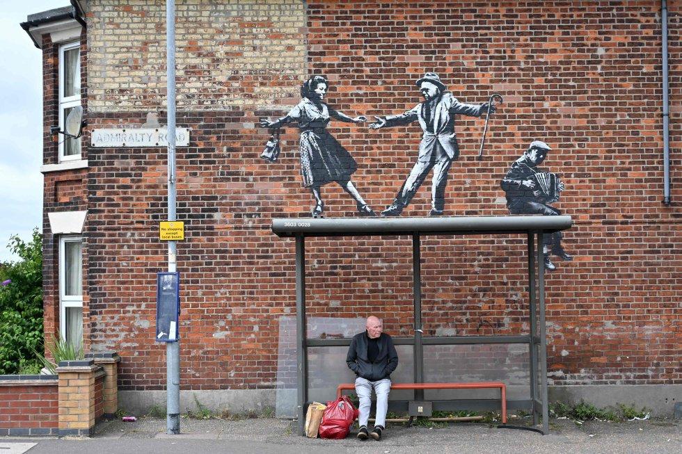 Banksy Norfolk