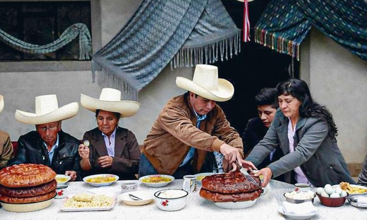 damas de Perú Libre