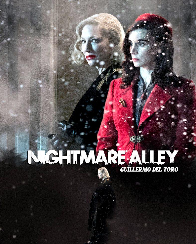 Nightmare Alley - oscar 2022 posibles nominaciones