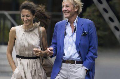 Ernesto Hannover y Claudia Sitilianopoulos