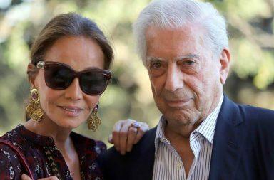 Mario Vargas Llosa Isabel